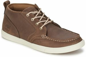 Polokozačky Timberland  EK FULK LP CHUKKA MT LEATHER