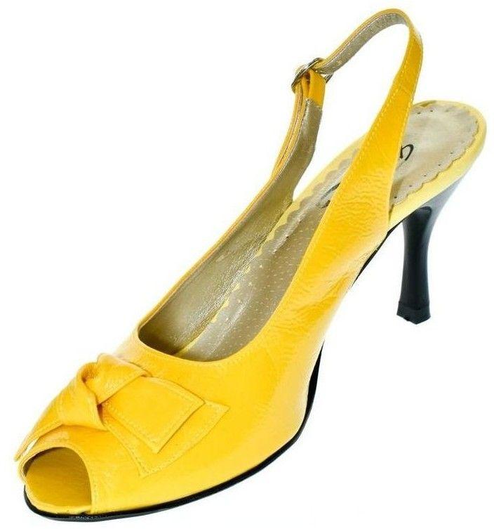 cb4dd12959d0 Sandále John-C Dámske žlté sandále TARY značky John-C - Lovely.sk