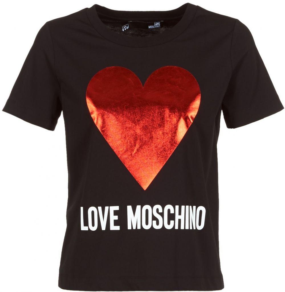 f28747139 Tričká s krátkym rukávom Love Moschino CACIAMI značky Love Moschino -  Lovely.sk
