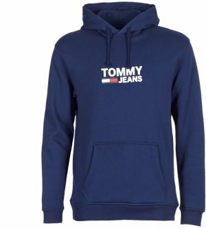Mikiny Tommy Jeans  TJM CORP LOGO HOODIE