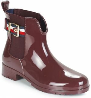 Čižmy do dažďa Tommy Hilfiger  CORPORATE BELT RAIN BOOT