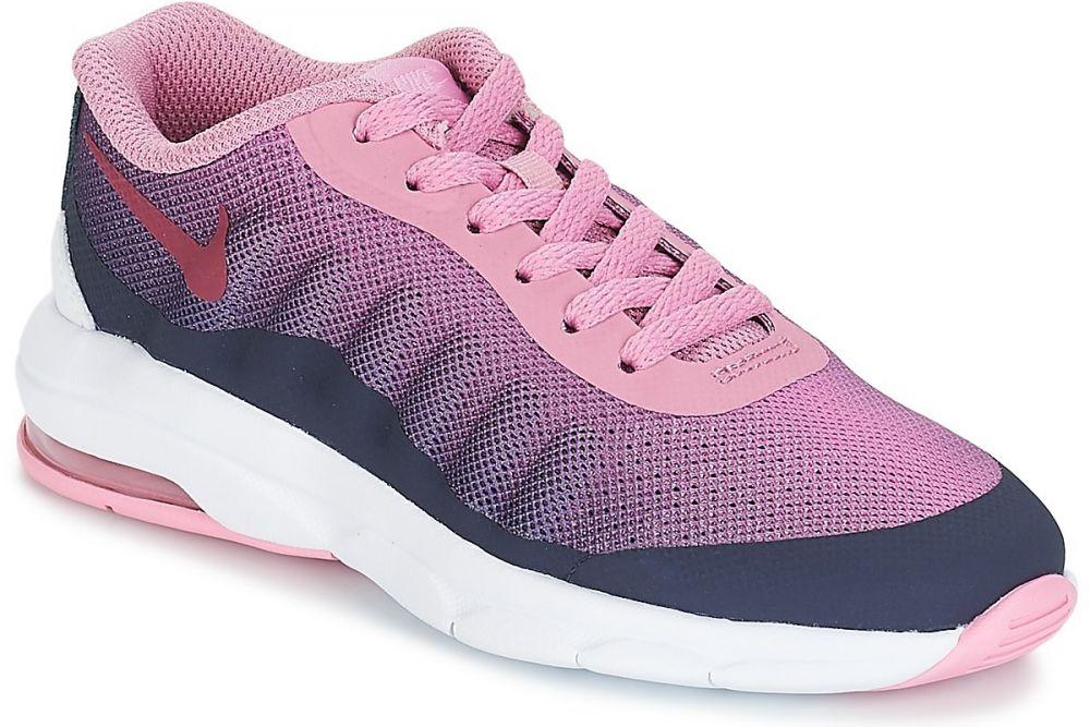Nízke tenisky Nike AIR MAX INVIGOR PRINT PRE-SCHOOL značky Nike ... 39ca867dd7c