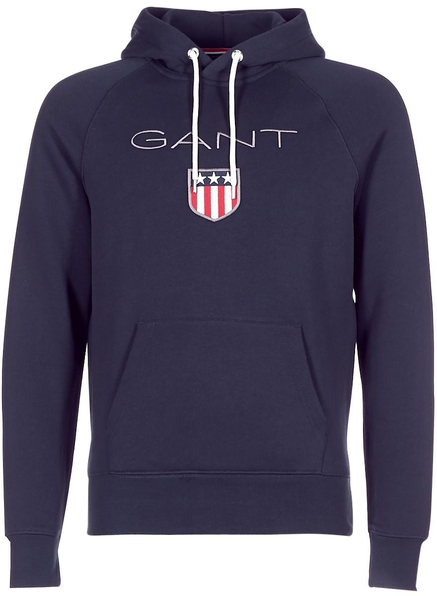 Mikiny Gant GANT SHIELD SWEAT HOODIE značky Gant - Lovely.sk 6ed6b825614
