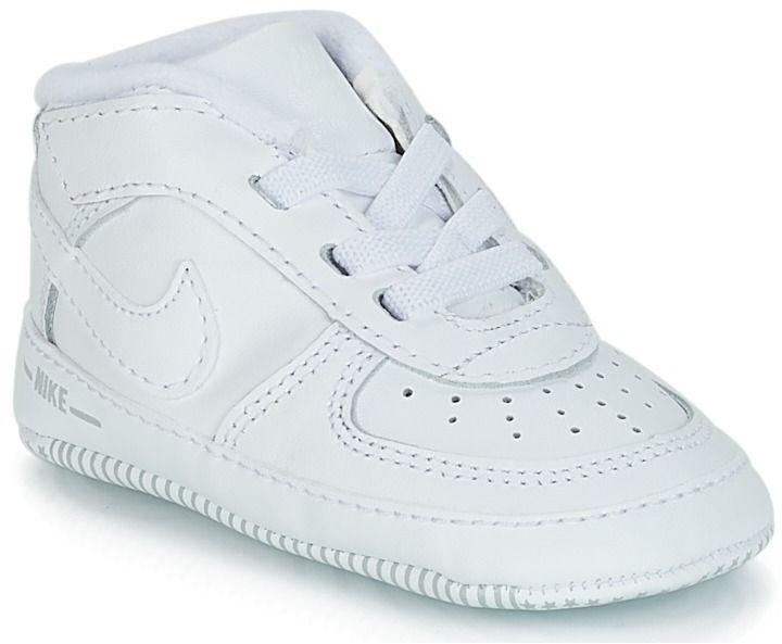 Členkové tenisky Nike AIR FORCE 1 CRIB BOOTIE značky Nike - Lovely.sk ff69bdcdef8