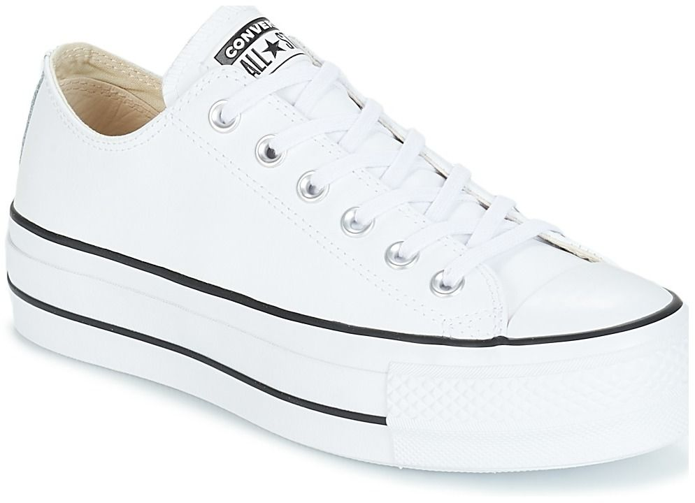 2ec585b405716 Nízke tenisky Converse CHUCK TAYLOR ALL STAR LIFT CLEAN OX značky Converse  - Lovely.sk