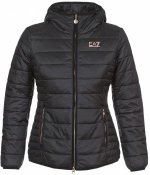Páperové bundy Emporio Armani EA7  TRAIN LOGO SERIES W LT DOWN JACKET HO