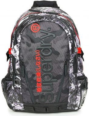 Ruksaky a batohy Superdry  MESH TARP BACKPACK