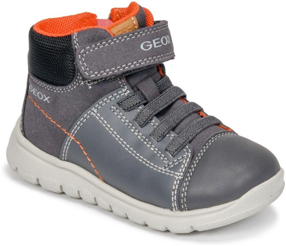 Členkové tenisky Geox B XUNDAY BOY značky Geox - Lovely.sk bd1b6f87017
