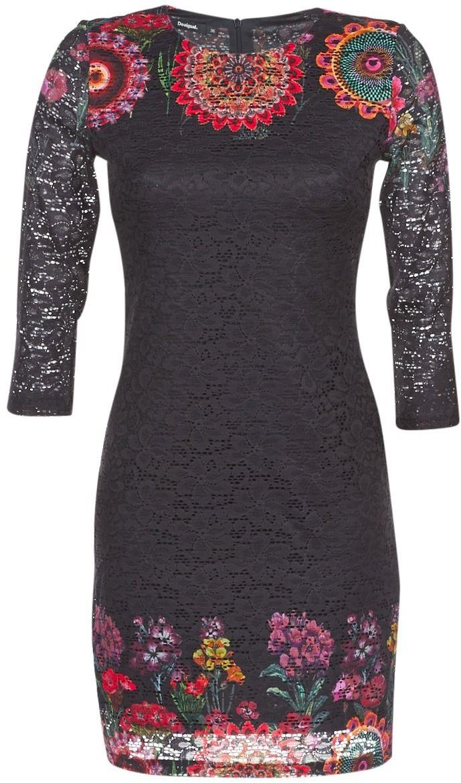 Krátke šaty Desigual DARINA značky Desigual - Lovely.sk 4e46bfddf67