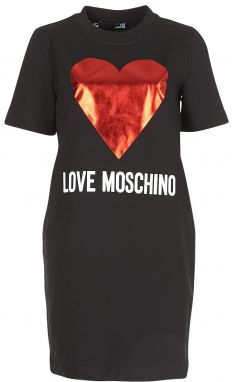 Krátke šaty Love Moschino  GONNA