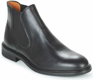 Polokozačky Selected  BAXTER CHELSEA LEATHER BOOT