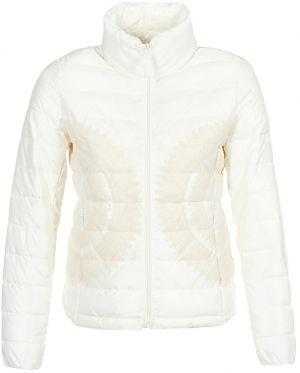 Desigual smotanová zimná bunda Maca značky Desigual - Lovely.sk 8717bd01566