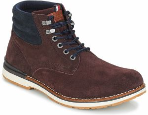 Polokozačky Tommy Hilfiger  OUTDOOR SUEDE BOOT