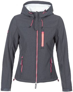 Bundy a saká Superdry  HOODED WINTER WINDTREKKER