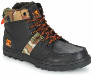 Polokozačky DC Shoes  WOODLAND M BOOT KMI