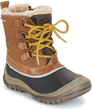 b10746353a1d Primigi Chlapčenské zimné topánky - hnedé značky Primigi - Lovely.sk