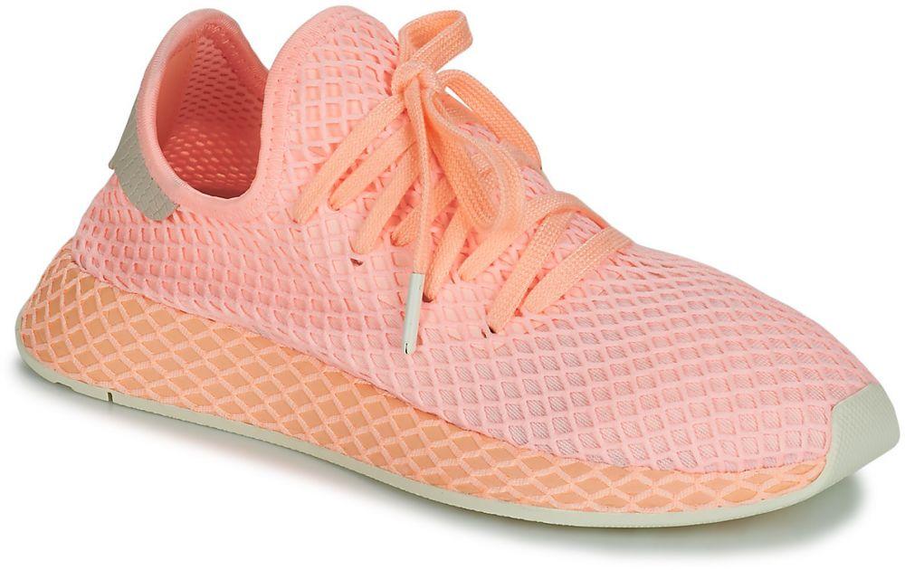 Nízke tenisky adidas DEERUPT RUNNER W značky Adidas - Lovely.sk ae59eda6ef1