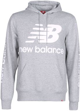 Mikiny New Balance  SWEATER GREY