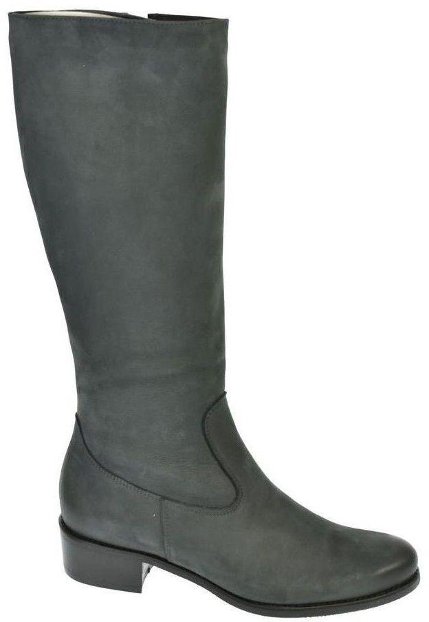 Vysoké čižmy Acord Dámske tmavo-sivé čižmy SILL značky Acord - Lovely.sk e76674031c7