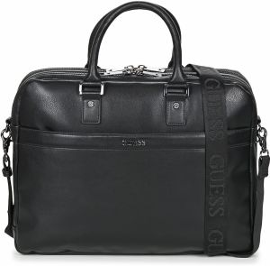 Aktovky Guess  CITY WORKBAG DOUBLE COMPARTIMENT