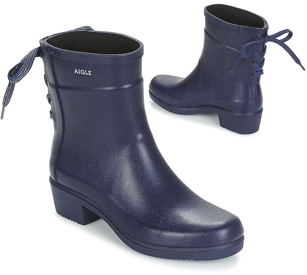 Čižmy do dažďa Aigle MISS JULIETTE BOTTILON LACETS značky Aigle ... 0616a19d2c1