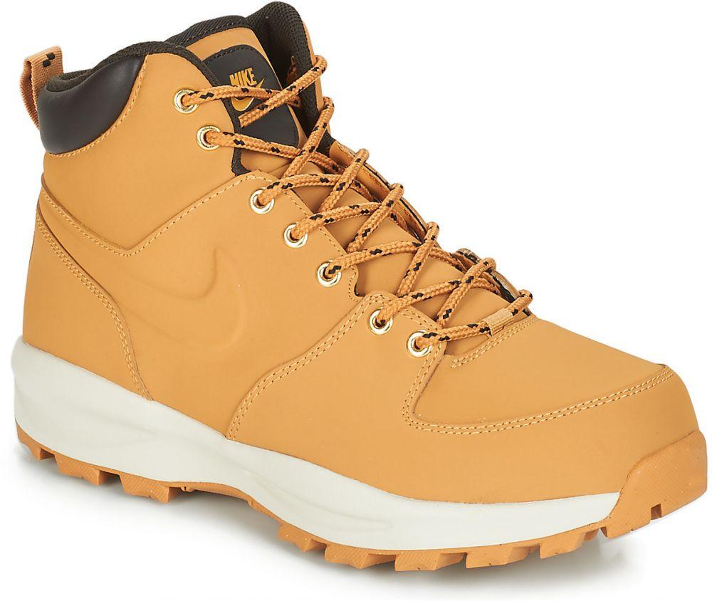 Polokozačky Nike MANOA LEATHER BOOT značky Nike - Lovely.sk 55a264328fc
