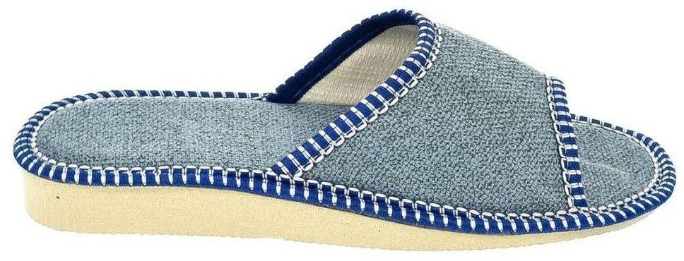 b033ffba018d Papuče John-C Dámske modré papuče ELENA značky John-C - Lovely.sk