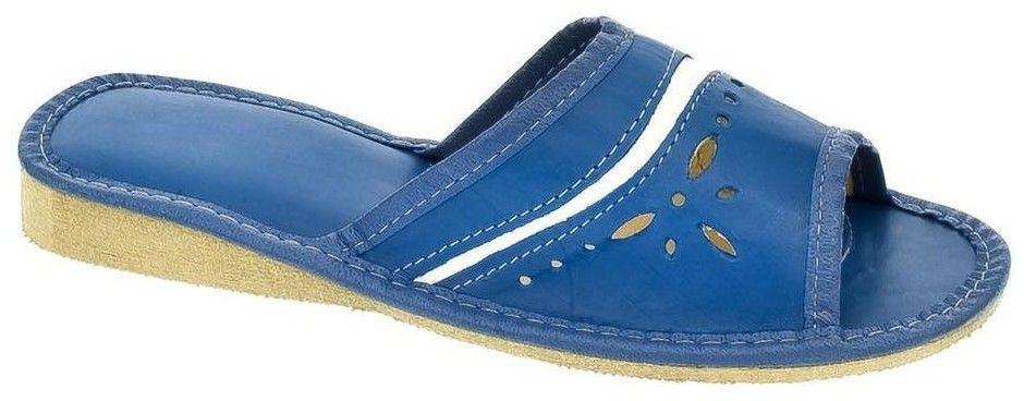 7ceb7f337a60 Papuče John-C Dámske modré papuče TEA značky John-C - Lovely.sk