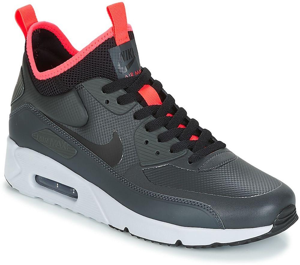 Polokozačky Nike AIR MAX 90 ULTRA MID WINTER značky Nike - Lovely.sk 886691f96bf