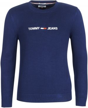 Svetre Tommy Jeans  TJM SMALL LOGO SWEATER