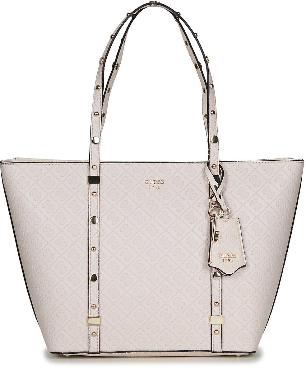 6ec9b1bc30f Veľká nákupná taška Nákupná taška Guess COAST TO COAST TOTE značky ...