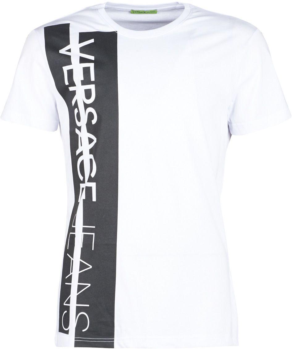 11c6825a0066 Tričká s krátkym rukávom Versace Jeans B3GSA78I značky Versace Jeans -  Lovely.sk