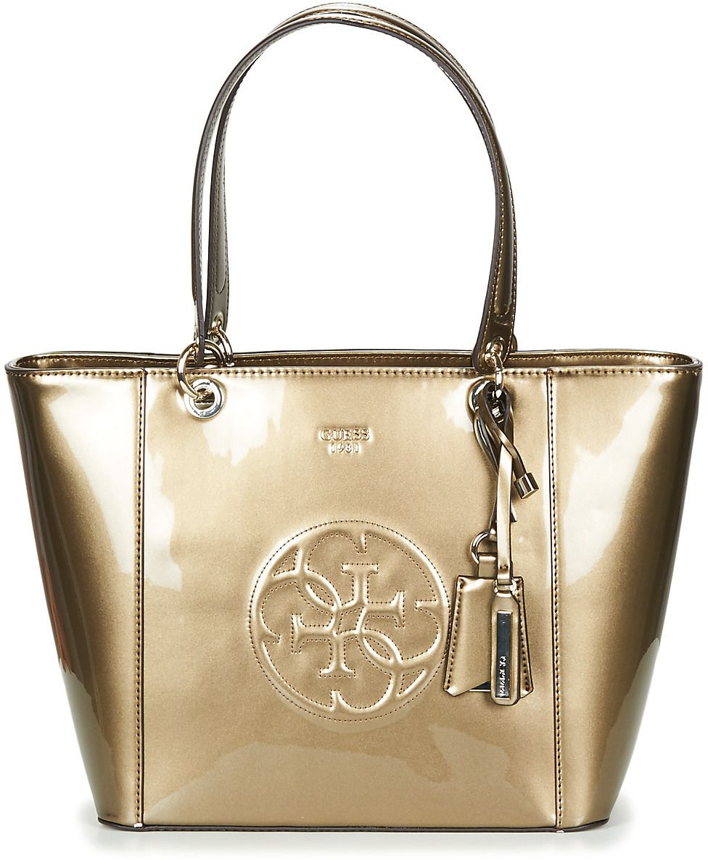 Veľká nákupná taška Nákupná taška Guess KAMRYN TOTE značky Guess ... 25bd2736aba