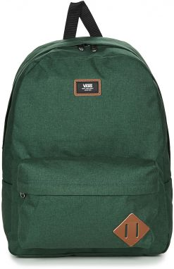 Ruksaky a batohy Vans  MN OLD SKOOL II BACKPACK DARKEST SPRUCE HEATHER