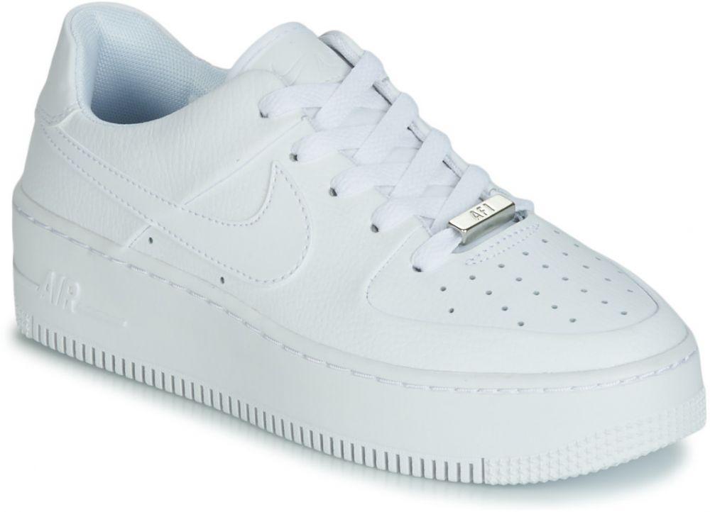 Nízke tenisky Nike AIR FORCE 1 SAGE LOW W značky Nike - Lovely.sk 22ba647083f
