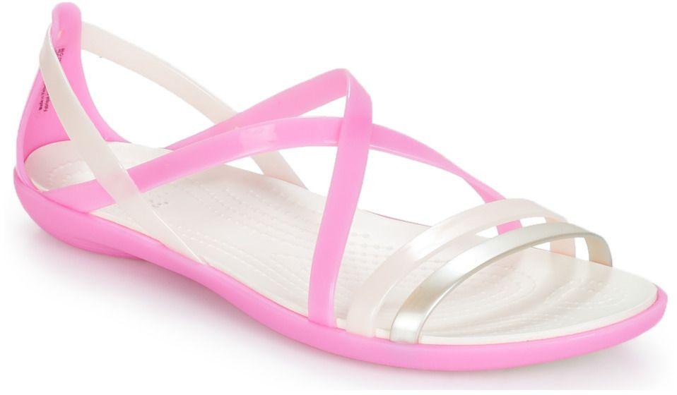 5d3a8f07113bb Sandále Crocs ISABELLA STRAPPY SANDAL W značky Crocs - Lovely.sk