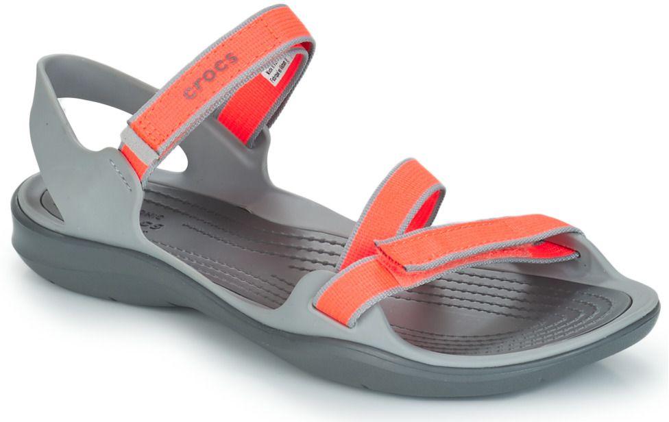 a1ae5be68614 Sandále Crocs SWIFTWATER WEBBING SANDAL W značky Crocs - Lovely.sk
