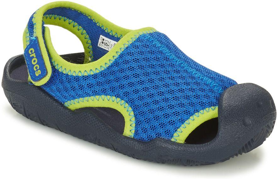 Sandále Crocs SWIFTWATER SANDAL K značky Crocs - Lovely.sk d64e293f95