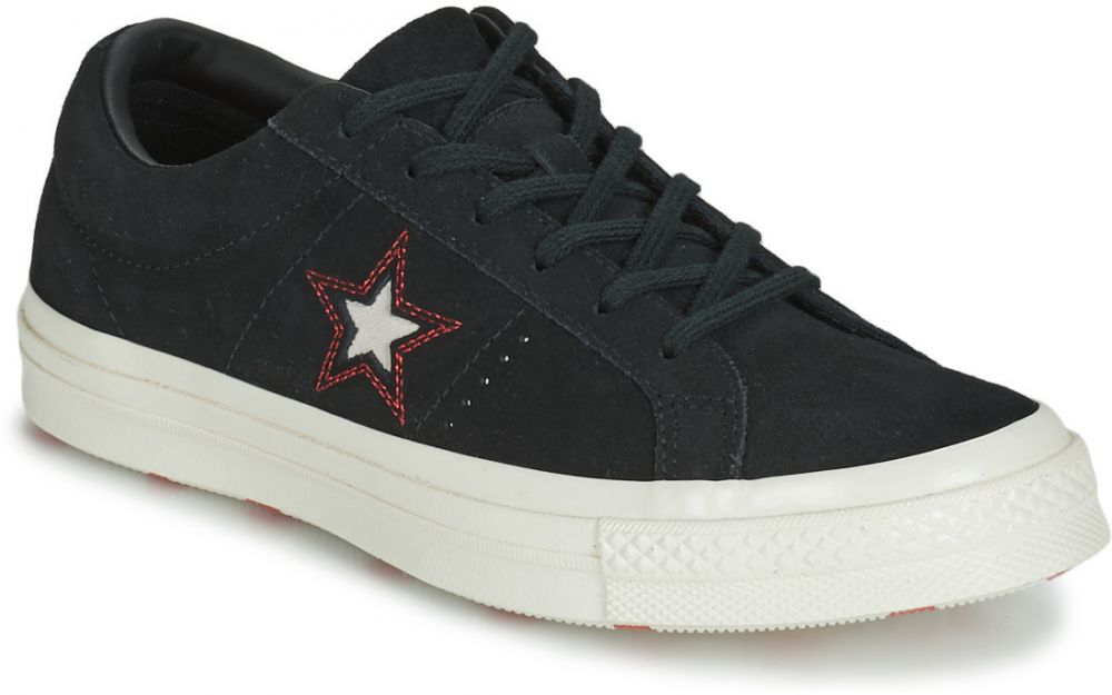 b5fd16e2a4 Nízke tenisky Converse ONE STAR LOVE IN THE DETAILS SUEDE OX značky ...