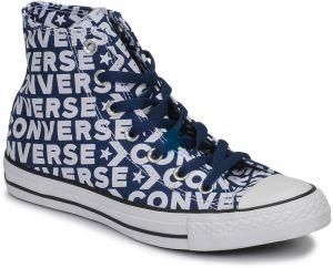 Converse modré kotníkové tenisky CTAS Hi Navy Fresh Yellow White ... 6ee46e06ae