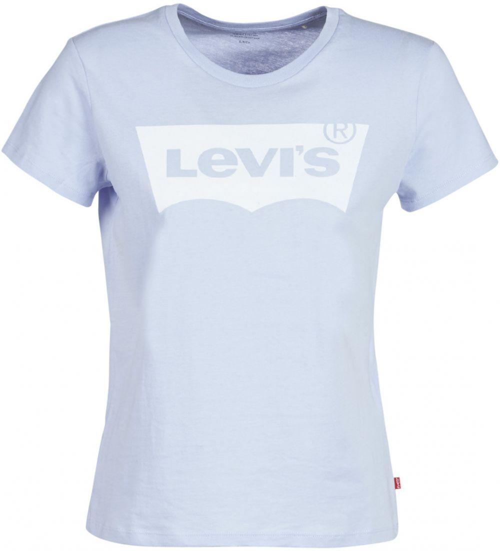 411966d42c Tričká s krátkym rukávom Levis THE PERFECT TEE značky Levi s - Lovely.sk