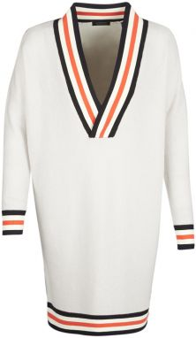 Svetre Maison Scotch  WHITE LONG SLEEVES