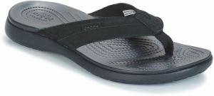 Žabky Crocs  SANTA CRUZ LEATHER FLIP M