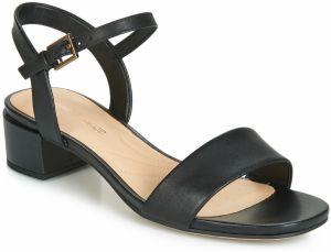 ac7a7434d543 Dámske sandále na podpätku Clarks - Lovely.sk