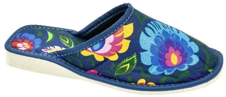 e93ebbd04dfad Nazuvky John-C Dámske kvetinové papuče INES značky John-C - Lovely.sk