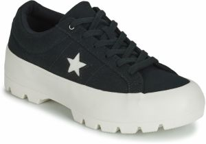 Nízke tenisky Converse  ONE STAR LUGGED COURT STOPPER CANVAS OX