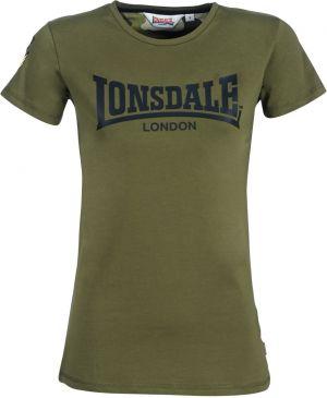 8ccf741a8eba Dámske tričká s krátkym rukávom Lonsdale - Lovely.sk