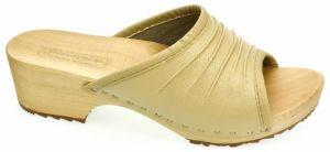 0ed09c3b7020 Šľapky John-C Dámske hnedé papuče IVANA značky John-C - Lovely.sk