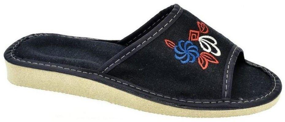 6bdf6d2d75ee Šľapky John-C Dámske modré papuče JELA značky John-C - Lovely.sk