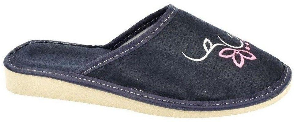 ce9f033ea2e7 Papuče John-C Dámske modré papuče ELZA značky John-C - Lovely.sk